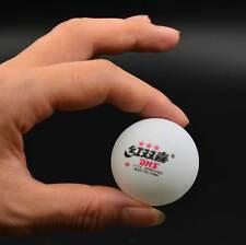 100pcs 3-Sterne DHS 40mm olympischen Tischtennis Weiße Tischtennisbälle