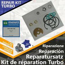 Repair kit Turbo VOLVO 740 2.3 Turbo 165 CV 49178-03010 4917803010 Melett