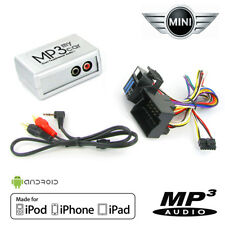 Boitier Auxiliaire MP3 pour autoradios d'origine Mini Cooper