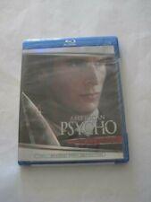 American Psycho Uncut Version Brand New Blu-ray Sealed! Christian Bale Great!