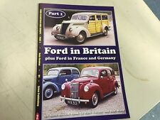 FORD IN BRITAIN: PART 1' (AUTO REVIEW 91)