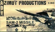 A.D.V / Azimut 1:35 SAM-2 Missile (Only Missile) Resin #AZI35328