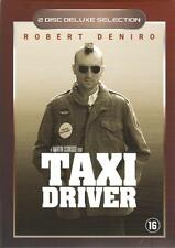 TAXI DRIVER :  MARTINE SCORSESE -  2 DVD SET DELUXE EDITIE - sealed sous cello