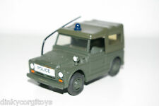 OLDCARS OLD CARS FIAT CAMPAGNOLA POLICE ARMY NEAR MINT RARE!!!
