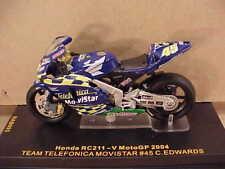 1/24 Diecast IXO Honda RC211 '04 Moto GP, MoviStar #45