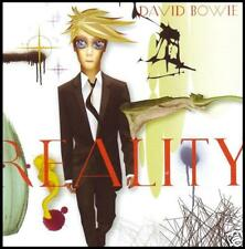 DAVID BOWIE - REALITY ~ 11 Track CD Album ~ 2003 *NEW*
