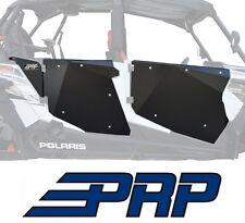 PRP Seats Steel Frame Doors - Black for 14-17 Polaris RZR XP 1000 & Turbo 4 Seat