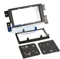 Metra 95-7953 Double DIN Installation Dash Kit for 2006-12 Suzuki Grand Vitara