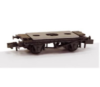 Peco NR-121D N Gauge 10ft WB Wagon Chassis