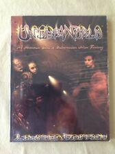Synister Creative Fantasy RPG Underworld SC