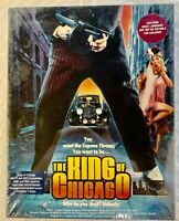 The King Of Chicago Cinemaware IBM PC TANDY Vintage 1986 Boxed New Sealed