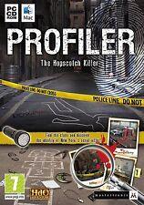 The Profiler (PC DVD) BRAND NEW SEALED