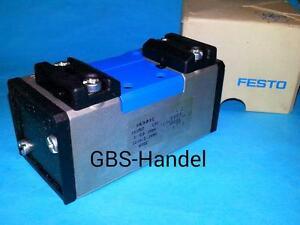 FESTO J-5/2-D-1-C 151007 Pneumatikventil Pneumatik NEU & OVP 1C06