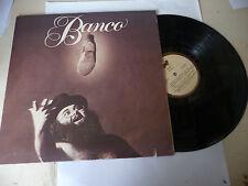 """BANCO MUTUO SOCCORSO""""OMONIMO 1975-disco 33 giri MANTICORE It 1975"""" PERFETTO"""