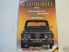 HA-1993-07-08 ALFA GIULIA,TECNO FORMULE 2,GN SALMSON,BMW 700,S BOS FORD,ROLLS RO