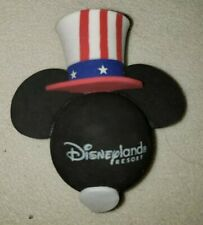Disneyland Antenna Topper Lincoln USA Stars Stripes Red White Blue 4th of July