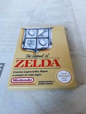 Caja (Repro) The Legend Of Zelda (Nes)