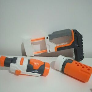 Nerf Modulus Silencer Barrel Extension and other spare parts