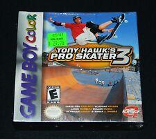 Tony Hawk's Pro Skater 3 (Nintendo Game Boy Color, 2001) GBC - Brand New, Sealed