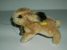 Hase - Häschen - Junghase von Steiff mit Knopf und gelbem Fähnchen