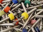 2 pound MIX LOT  Carbide tungsten  Micro Drill cnc  Bits scrap  OR ANY USE
