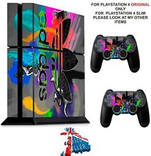 ADIDAS COMBI ps4 Skin Decal Playstation 4 wrap vinyl sticker stickers