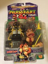 Mario Kart 64 Figure Donkey Kong Video Game Super Stars Toybiz Nintendo 2000