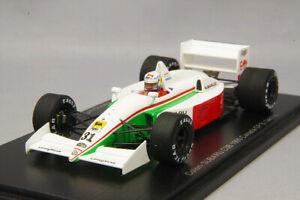 FS11 SPARK 1:43 Racing On Custom Made Coroni Subaru C3B 1990 Canada GP B.Gashaud