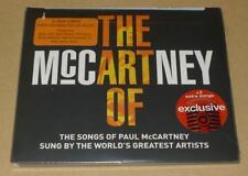 Art of McCartney [Target Exclusive] by Various Artists (CD, Nov-2014, 2 Discs, Arctic Poppy)