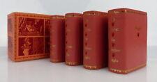 Minibuch: Die Facezien des Florentiners Poggio 1. - 4. Band bu0282