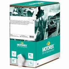 Motorex Power Synt 4T 10W50 20L Synthetic 4 Stroke Motorbike Engine Oil