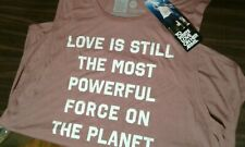 Tank/Tee by To Write Love on Her Arms - Size 2XL - BNWT - Love Is ...