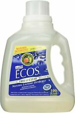 ECOS Ultra Laundry Detergent, Earth Friendly Products, 100 oz Free & Clear