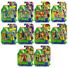 "Rise of the TMNT 4"" Action Figures Nickelodeon Teenage Mutant Ninja Turtles"