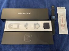 Apple Watch Nike Series 5 40mm Space Gray Aluminum GPS