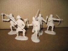 NEW!  English knights Warhansa ~ 60 mm Russian made new very !!! soft resin