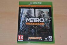 Metro Redux Xbox One **FREE UK POSTAGE**