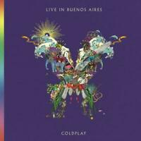 NEW- Coldplay Live in Buenos Aires 2CDS Slipcase SHIPS NOW!