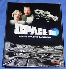 More details for gerry anderson's space 1999 series 1 variant 3-ringed binder + 10 platinum pages