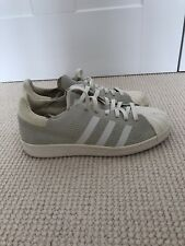 womans adidas trainers size 4 Superstars Prime Knit