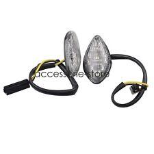 Clear LED Turn Signal Lights For Honda CBR600RR 919RR CBR1000RR CBR600F3/F4/F4I
