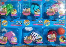 Zhu Zhu Pets Set of 6 Clothes and Accessories