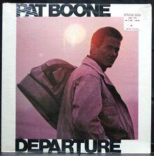 PAT BOONE 'Departure' Orig 1969 RARE SEALED 1st pressing LP (Nitzsche,Ry Cooder)