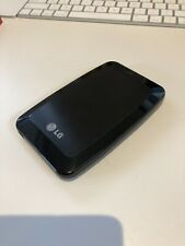 LG 500gb Portable hdd HXD2