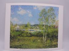 Maytime Print by Willard L. Metcalf