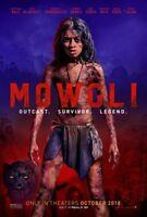 Mowgli - original DS movie poster 27x40 D/S Advance - The Jungle Book