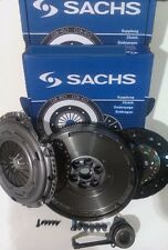 VW NEW BEETLE 1.8T T TURBO 180 SACHS DMF FLYWHEEL, CLUTCH KIT AND SLAVE BEARING