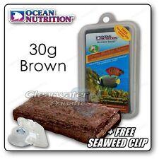 Ocean Nutrition Dried Seaweed Select Nori Aquarium Marine Algae Reef Fish Food