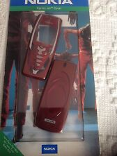 COVER NOKIA ORIGINALE 7210 IN BLISTER red