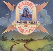 "FIELTROS DE NARVEL - THE MARVEL - LP 12"" (R991)"